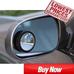 Buy Classic Drive Adjustable Convex wide angle blind Spot Mirrors at low prices-RideoFrenzy