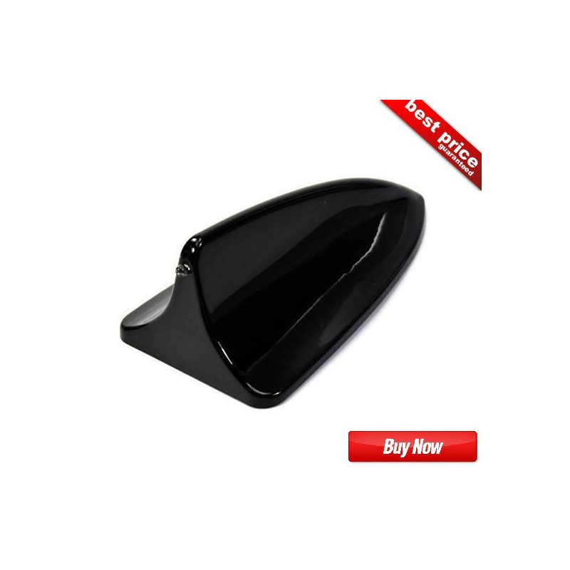 Buy Decorative Black Shark Fin Antenna at low prices-RideoFrenzy