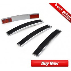 Buy Black Label (BL) SlimLine Door Guards at low prices-RideoFrenzy