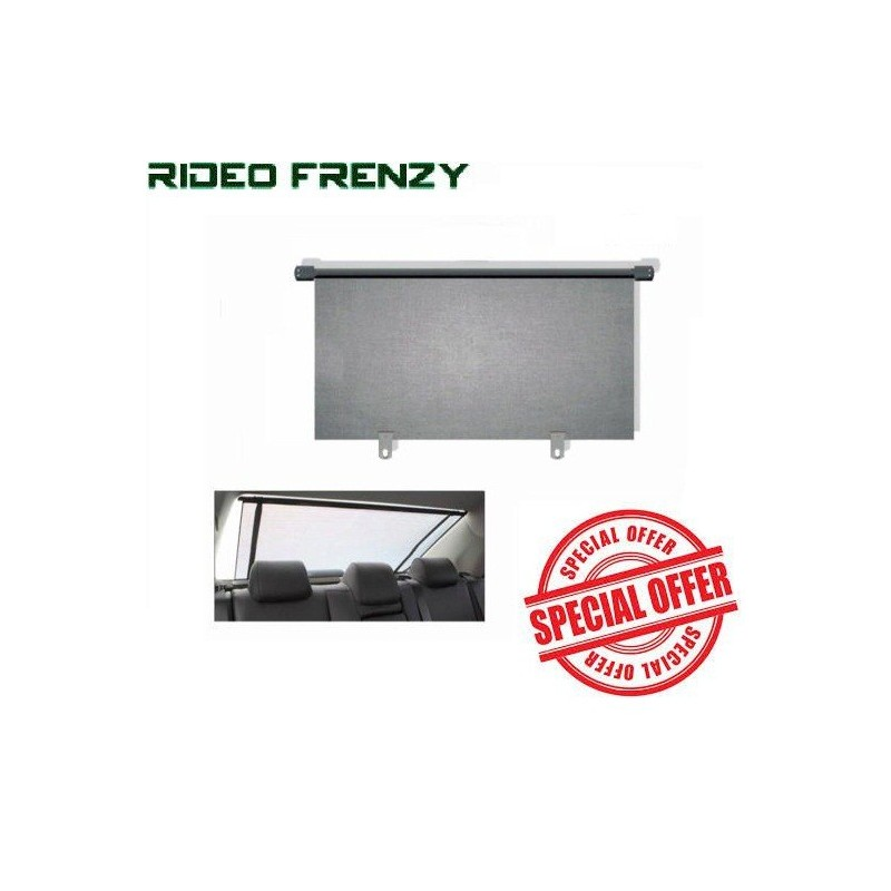 Buy Gray Car Rear Window Sunshade at low prices-RideoFrenzy