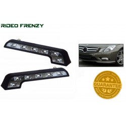 Buy WaterProof L Shaped 6 Led Daytime Running Light (DRL) at low prices-RideoFrenzy