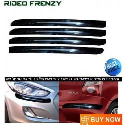 Buy Original SKI Black Line Bumper Protectors at low prices-RideoFrenzy