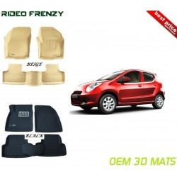 Ultra Light Bucket 4D Floor Mats for Maruti A-Star