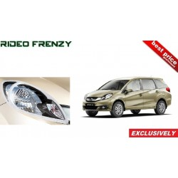 Buy Honda Mobilio Chrome Head Light Covers online at low prices-RideoFrenzy