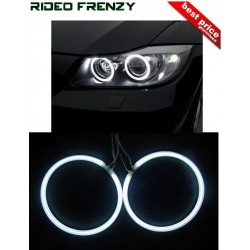 Buy BMW Style White Daytime Running Light(DRL) at low prices-RideoFrenzy