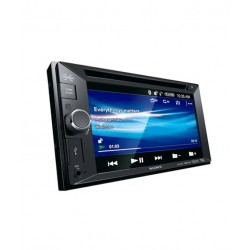 Sony - XAV-68BT-15.7 cm WVGA Touch Panel Monitor with Bluetooth