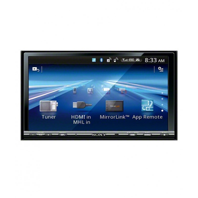 Sony - XAV-712BT - 7 Inches (17.78 cm) TFT Active Touch Panel Monitor (Double DIN)