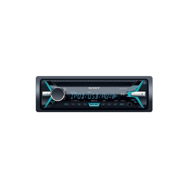 SONY CDX-G3150UV  iPod and USB Compatible In-Car Head Unit