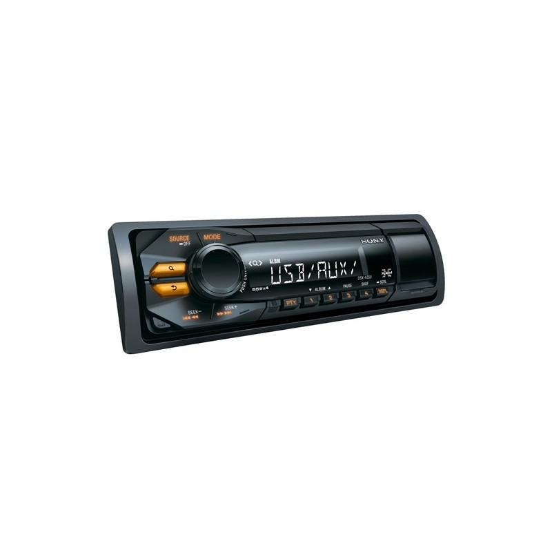 Sony DSX-A35 Car USB Digital Media Player with LCD Display