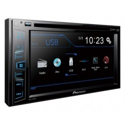 Pioneer - AVH 179DVD Player LCD Touchscreen Player