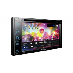 Pioneer AVH-189DVD Touchscreen Player