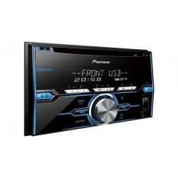 Pioneer Fh-X389Ub Stereos Double-Din