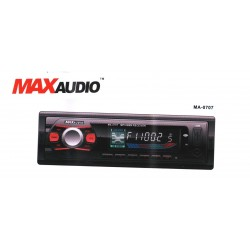 Max Audio MA-0606 - Car MP3/FM/USB/SD/MMC/AUX Player
