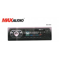 Max Audio MA-0101 - Car MP3/FM/USB/SD/MMC/AUX Player