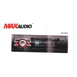 Max Audio MA-0202 - Car MP3/FM/USB/SD/MMC/AUX Player