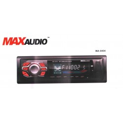 Max Audio MA-0303 - Car MP3/FM/USB/SD/MMC/AUX Player