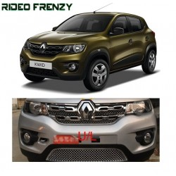 Renault Kwid Full Chrome Grill Covers