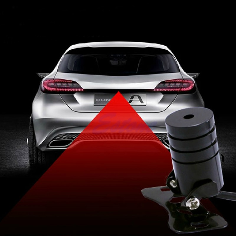 Rear Laser Safety Line Fog Light