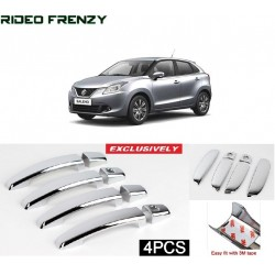 Maruti New Baleno Chrome Handle Covers