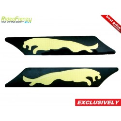 Buy New Waterproof JAGUAR Daytime Running Light DRL at low prices-RideoFrenzy