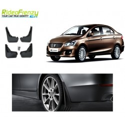 Buy Original OEM Maruti Ciaz Mud Flaps at low prices-RideoFrenzy