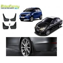 Buy Original OEM Tata Indica Vista/Manza Mud Flaps online at low prices-RideoFrenzy