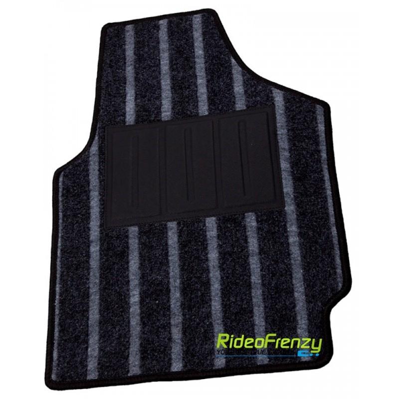 Premium Beige Feel Carpet Floor Mats