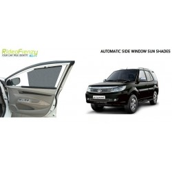 Buy Tata Safari Storme Automatic Side Window Sun Shade online at low prices-RideoFrenzy