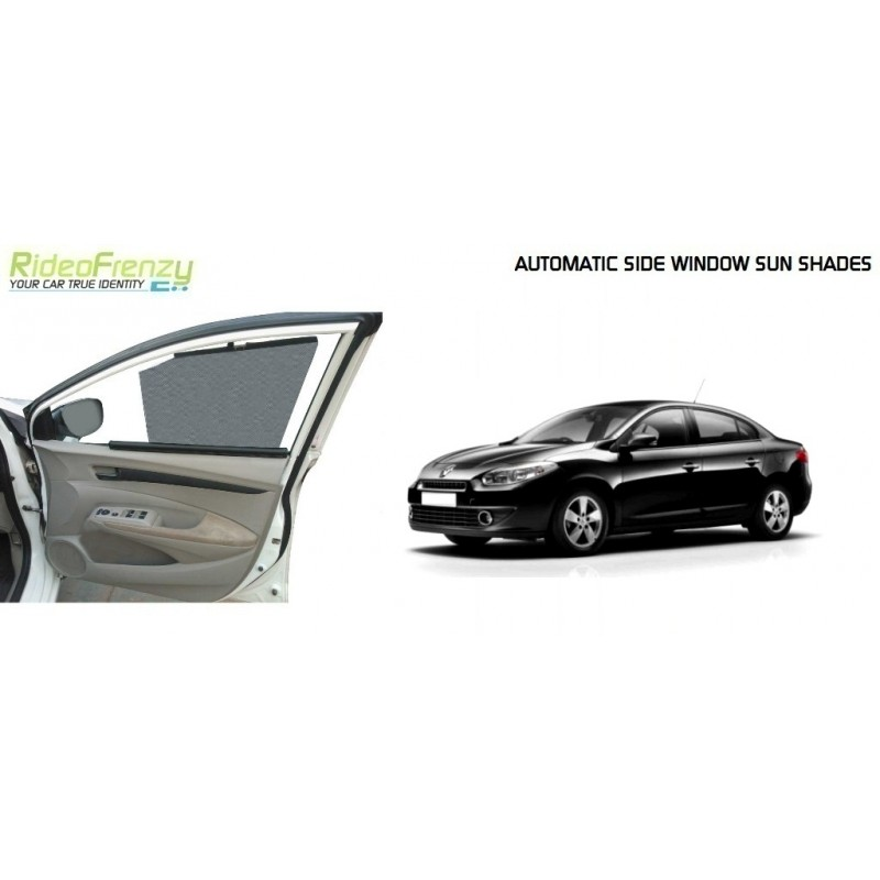 Automatic Side Window Sun Shade Car