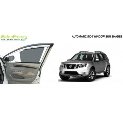 Automatic Side Window Sun Shade Car