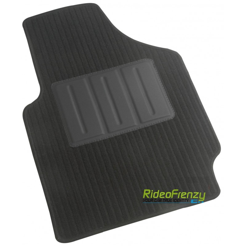 Premium Quality 2D Fabric Car Mats