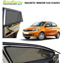 Magnetic Car Window Sunshade for Tata Zest/Bolt