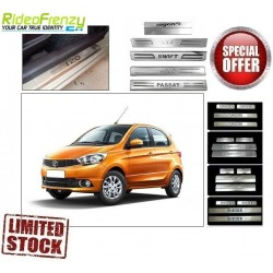 Door Stainless Steel Sill Plate for Tata Zest