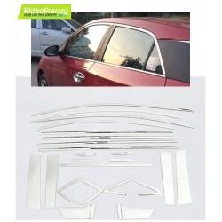 Stainless Steel Chrome Window Trim for Honda City IVTEC/IDTEC