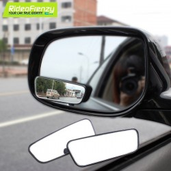 CONVEX WIDE ANGLE BLIND SPOT MIRROR