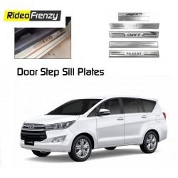 Door Stainless Steel Sill Plate for Honda BRV