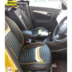 Vitara Brezza Original Pattern Seat Covers