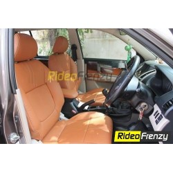 Premium Leather Seat Covers for Verna Fluidic