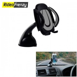 Premium Black Mobile phone GPS iPod holder