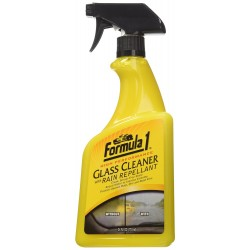 Formula 1 Glass Cleaner with Rain Repellant-(710 ml)
