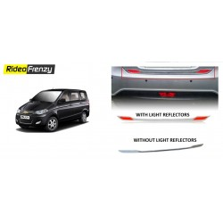 Triple layer Chrome Dickey Garnish for Chevrolet Enjoy
