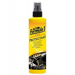 Formula 1 Interior Protectant ,Cleaner & Shiner (295 ml)