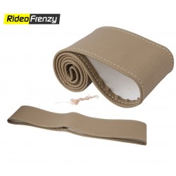 Premium Quality Original Leatherette Steering Cover