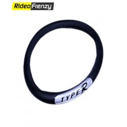 Super Grip Steering Cover-Black-Beige