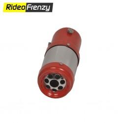 Twin Chrome Heavy Duty Exhaust Muffler