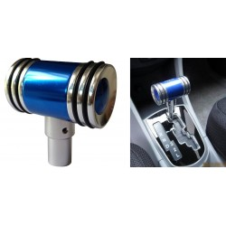 Chrome Touch Black Universal Gear Shift Knob