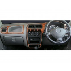 Buy Maruti Alto K10 Wooden Dashboard Trim Kit online at low prices-RideoFrenzy