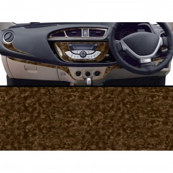 Buy Maruti New Alto K10 Wooden Dashboard Trim Kit online at low prices-RideoFrenzy