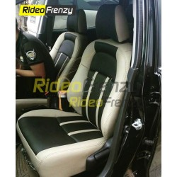 Honda BRV Original Sporty Black Seat Covers