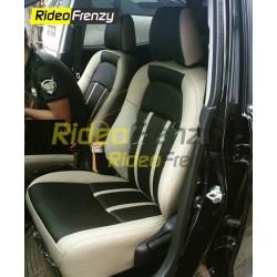 Honda BRV Original Sporty Black Seat Covers